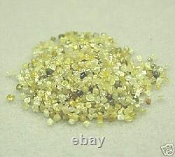 300+ Carats Raw Natural Uncut ROUGH DIAMONDS Cubes Best DEAL on eBay GREAT COLOR