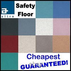 ALTRO Safety Floor Vinyl / Anti-Slip Flooring Bathroom, Kitchen 100% CHEAPEST
