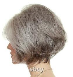 Dolce Noriko Wigs Silver Stone Grey