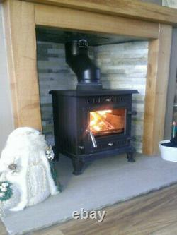 Fireplace Hearth 120cm x 100cm Natural Grey Sandstone Cut to Size Option