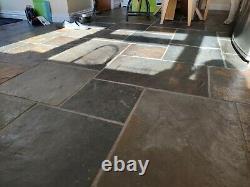Flooring Welsh Slate Stone Paving slabs