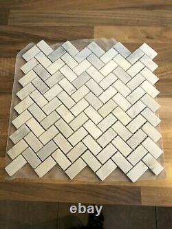 Herringbone Mosaic Tiles