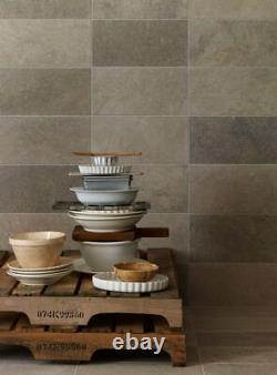 Limestone Stone Floor/Wall Rustic Grey 610 x 406 x 12mm Nominal 15.80 sq m