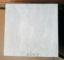 NATURE GREY PORCELAIN FLOOR TILES 500mmX 500mmX9mm. 13.5 14.5 square meters