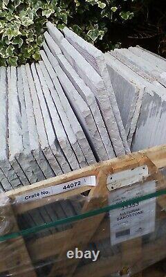 Natural Stone Paving Bradstone Grey