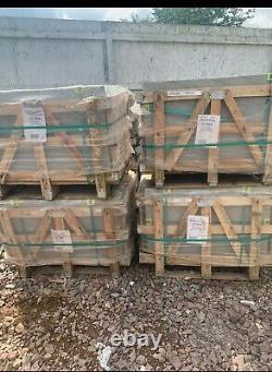 Natural sandstone 600 x 900 slabs bradstone