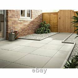 Paving Slabs Natural 450mm x 450mm x 32mm Smooth Finish Pack 20