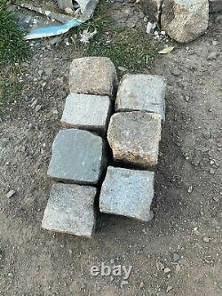 Reclaim natural stones