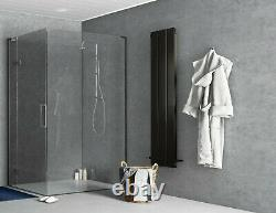 Shower Panels 1000mm Wide x 2.4m Large Bathroom Wet Wall Cladding PVC 10mm Thick