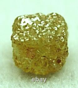 3+caisses 1 Très Rare Naturel Non Coupé Diamonds Rough Cubes Gems Meilleur Tresure De Déplacement