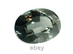 Certifié Spinel Greenish Gray 4,16 Carats Sri Lanka Natural Loose Gemstone