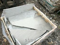 Clearance Environ 10m2 Kandla Grey Pavage Fou