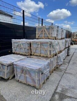 Kandla Grey Indian Sandstone Patio Pack Échantillon £620 Incluant La Livraison 19,10m2