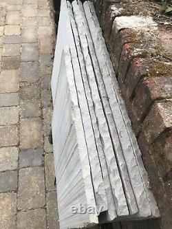 Pavage Naturel Classicstone Grès Promenade Patio Pavage Slabs Gris 8m2 24mm