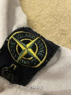 Sweatshirt Stone Island Gris XL Hommes